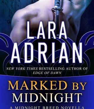 Cover for Marked by Midnight by Lara Adrian