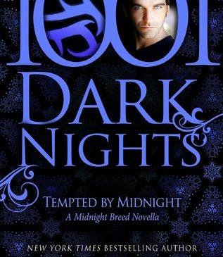 Cover for Tempted by Midnight by Lara Adrian