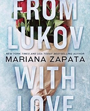 Cover for From Lukov with Love by Mariana Zapata