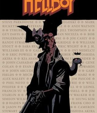 Cover for Hellboy: Weird Tales by Mike Mignola and Various