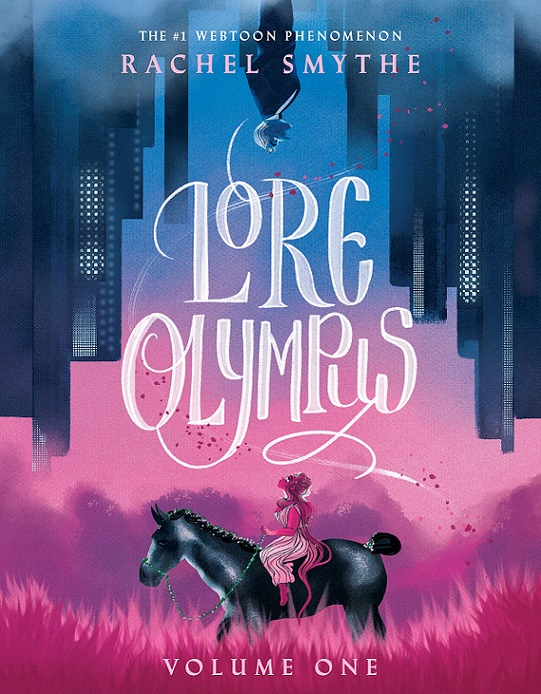 Cover for Lore Olympus vol. 1 by Rachel Smythe
