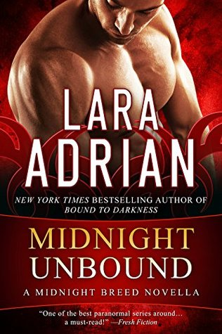 Cover for Midnight Unbound by Lara Adrian