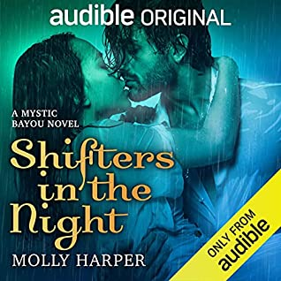 Cover for Shifters in the Night by Molly Harper