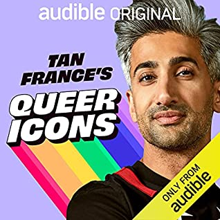 Cover for Tan France's Queer Icons by Tan France