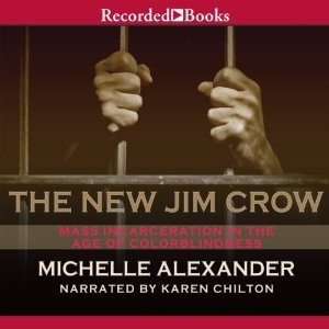 Cover for The New Jim Crow: Mass Incarceration in the Age of Colorblindness by Michelle Alexander