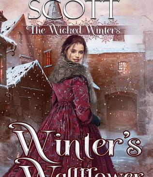 Cover for Winter's Wallflower by Scarlett Scott