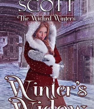 Cover for Winter's Widow by Scarlett Scott