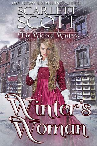 Cover for Winter's Woman by Scarlett Scott