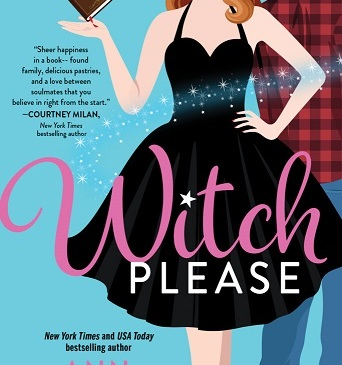 Cover for Witch Please by Ann Aguirre