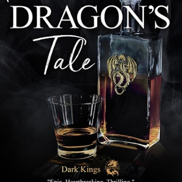 Cover for A Dragon's Tale by Donna Grant