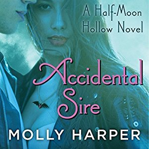 Cover for Accidental Sire by Molly Harper