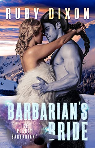 Cover for Barbarian's Bride by Ruby Dixon