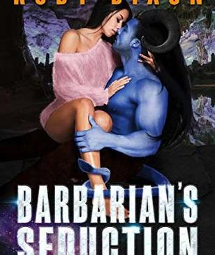 Cover for Barbarian's Seduction by Ruby Dixon