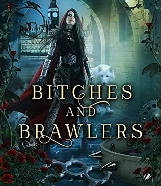 Cover for Bitches and Brawlers by Melanie Karsak