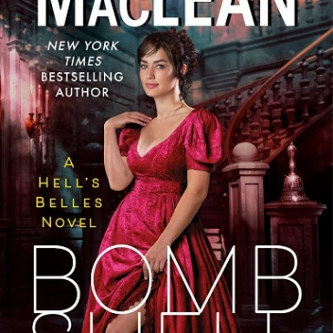 Cover for Bombshell by Sarah MacLean