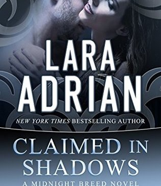 Cover of Claimed by Shadows by Lara Adrian
