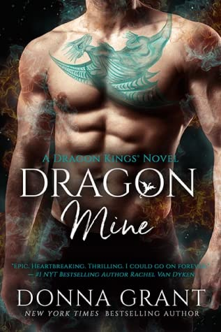 Cover for Dragon Mine by Donna Grant