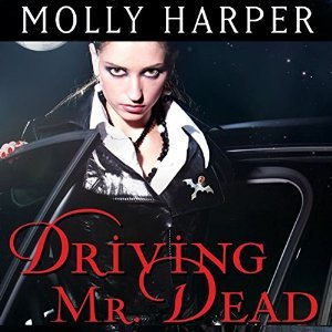 Cover for Driving Mr. Dead by Molly Harper