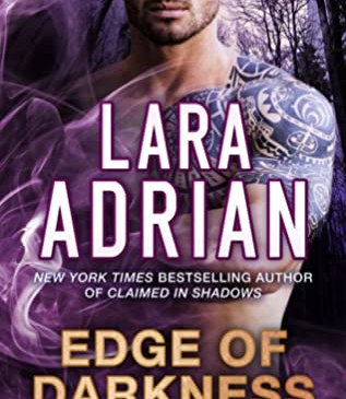Cover for Edge of Darkness by Lara Adrian