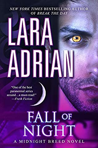 Cover for Fall of Night by Lara Adrian