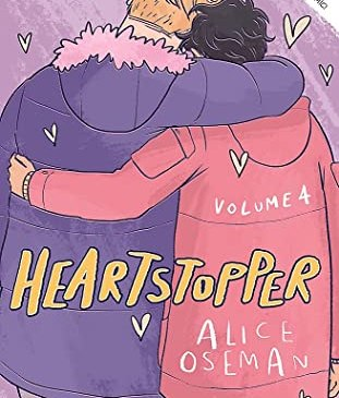 Cover for Heartstopper Vol. 4 by Alice Osman