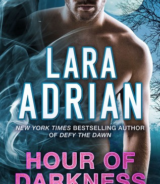 Cover for Hour of Darkness by Lara Adrian