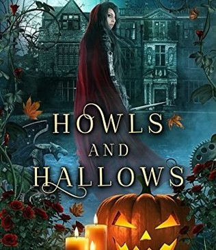 Cover for Howls and Hollows by Melanie Karsak