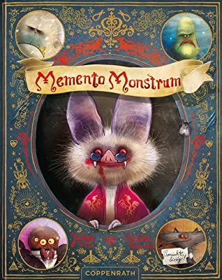 Cover for Memento Monstrum by Jochen Till