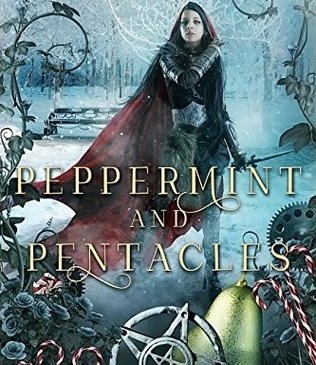 Cover for Peppermint and Pentacles by Melanie Karsak