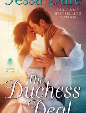 Cover for The Duchess Deal by Tessa Dare