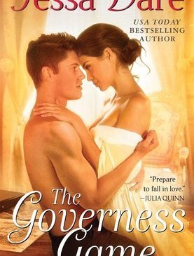 Cover for The Governess Game by Tessa Dare