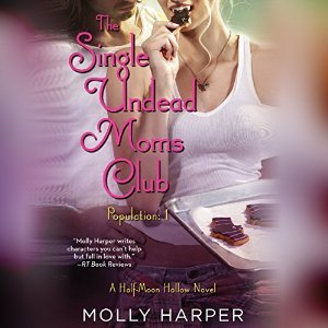 Cover for The Single Undead Moms Club by Molly Harper