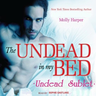 Cover for Undead Sublet by Molly Harper (from the anothology The Undead in My Bed)