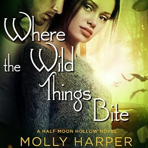 Cover for Where the Wild Things Bite by Molly Harper