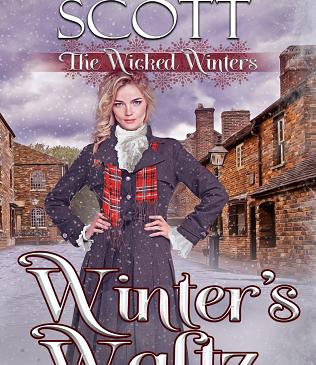Cover for Winter's Waltz by Scarlett Scott