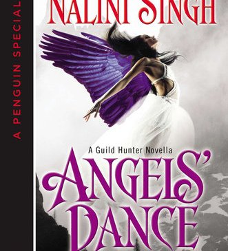 Cover for Angel's Dance by Nalini Singh