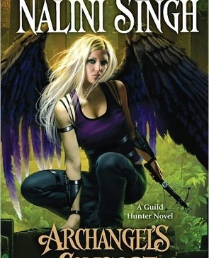 Cover for Archangel's Consort by Nalini Singh