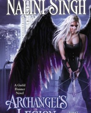 Cover for Archangel's Legion by Nalini Singh