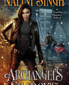 Cover for Archangel's Shadow by Nalini Singh
