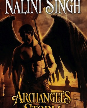 Cover for Archangel's Storm by Nalini Singh