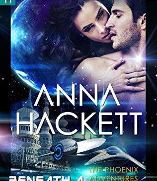 Cover for Beneath a Trojan Moon by Anna Hackett