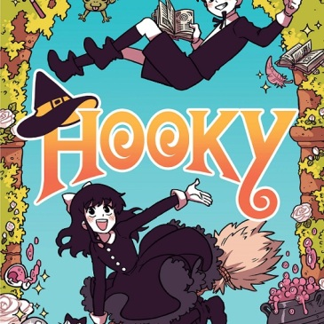 Cover for Hooky by Miriam Bonastre Tur
