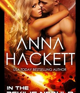 Cover for In the Devil's Nebula by Anna Hackett
