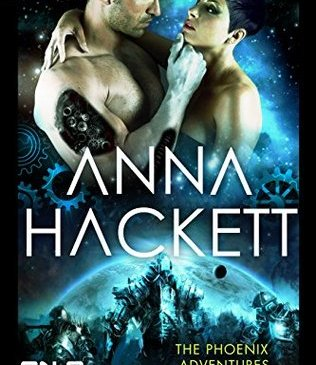 Cover for On A Rogue Planet by Anna Hackett