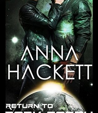 Cover for Return to Dark Earth by Anna Hackett