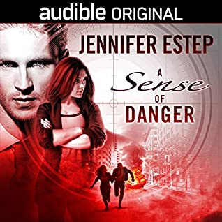 Cover for A Sense of Danger by Jennifer Estep