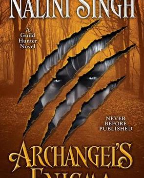 Cover for Archangel's Enigma by Nalini Singh