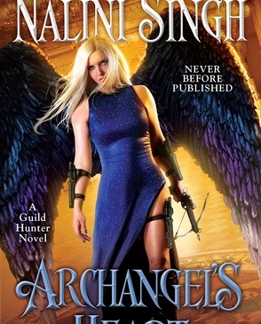Cover for Archangel's Heart by Nalini Singh
