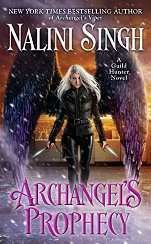 Cover for Archangel's Prophecy by Nalini Singh
