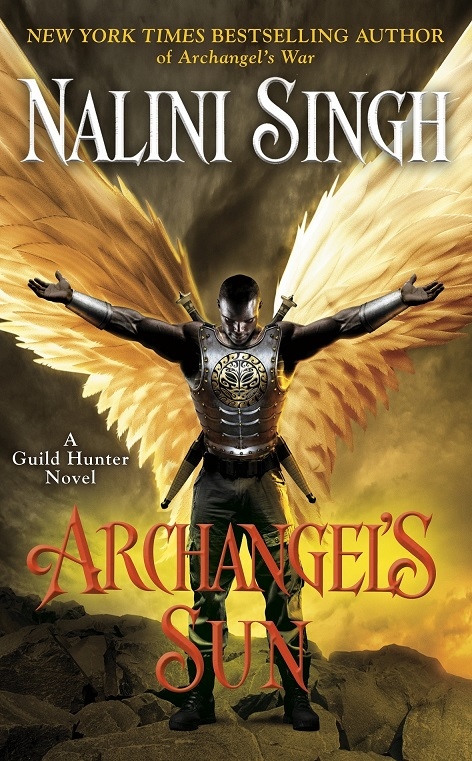 Cover for Archangel's Sun by Nalini Singh